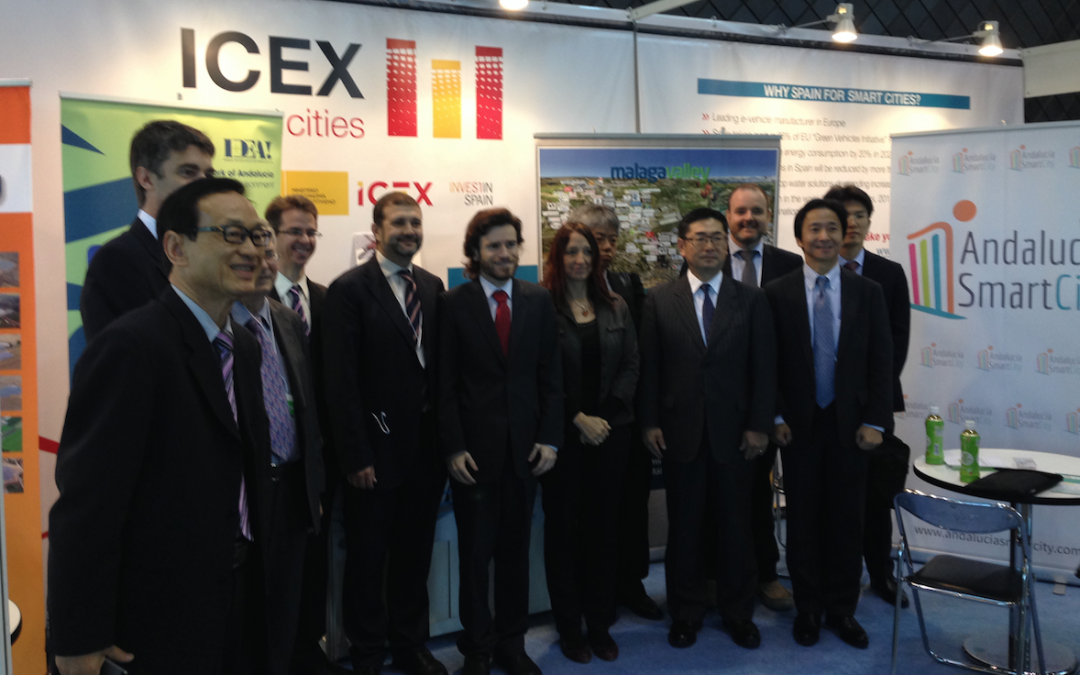 The Andalusia Smart City Cluster participates in an international forum on smart cities in Kyoto