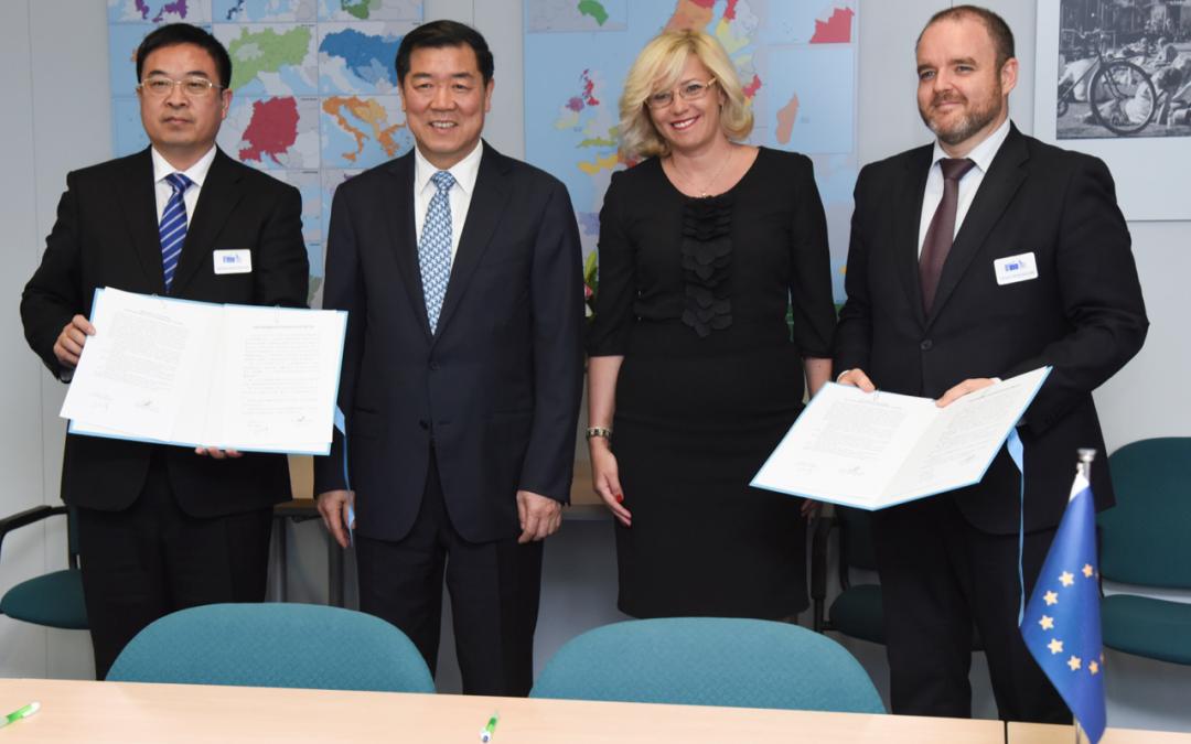 Andalucía Smart City firma un acuerdo de colaboración con la ciudad china de Shantou