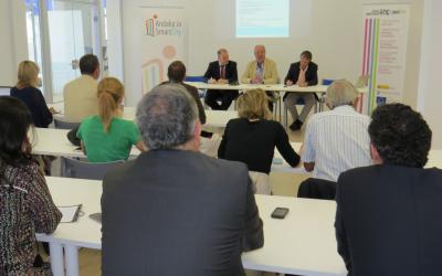 Andalucía Smart City organiza un taller para poner en común problemas y soluciones de movilidad en las ciudades