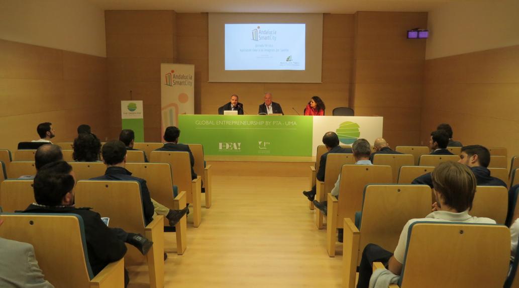 Andalucía Smart City destaca las oportunidades de negocio alrededor de las imágenes por satélite