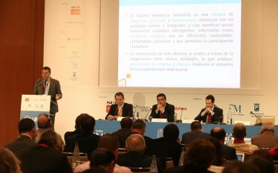 Andalucía Smart City participa en Innova Málaga, un foro para analizar las claves sobre Horizonte 2020 y las smart cities
