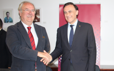 Andalucía Smart City y la Universidad de Córdoba firman un convenio de colaboración