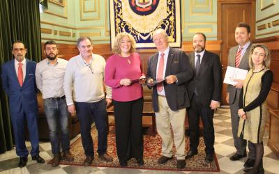 Andalucía Smart City y el Ayuntamiento de Motril firman un convenio para realizar proyectos de I+D