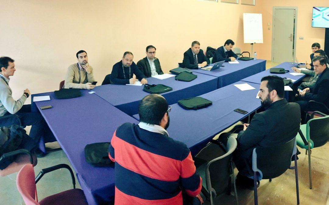 El grupo de trabajo de Fiware e Internet de la Cosas celebra su primera reunión en Málaga