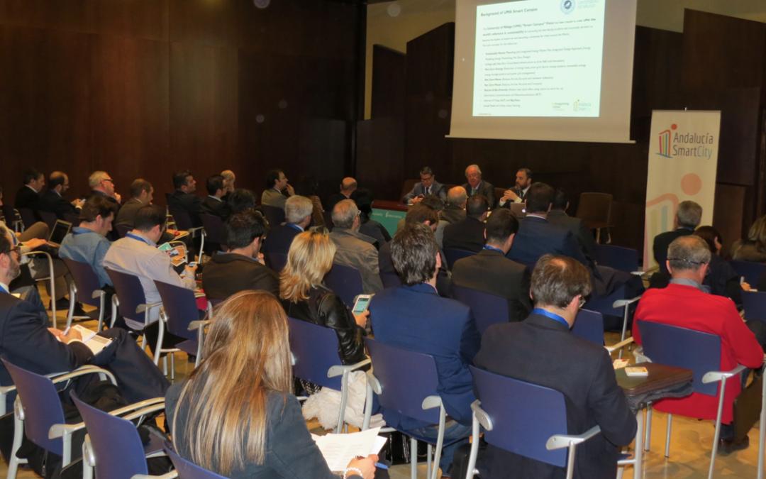 Andalucía Smart City comienza 2017 con 185 empresas y entidades asociadas