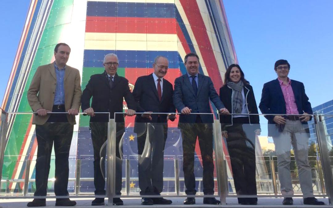 Andalucía se sitúa a la vanguardia tecnológica con la apertura de los centros Fiware de Sevilla y Málaga