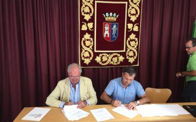 El Ayuntamiento de Conil de la Frontera y el Clúster Andalucía Smart City suscriben un acuerdo de colaboración