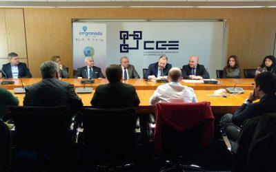 OnGranada designa a Andalucía Smart City para presidir su comisión de ciudades inteligentes
