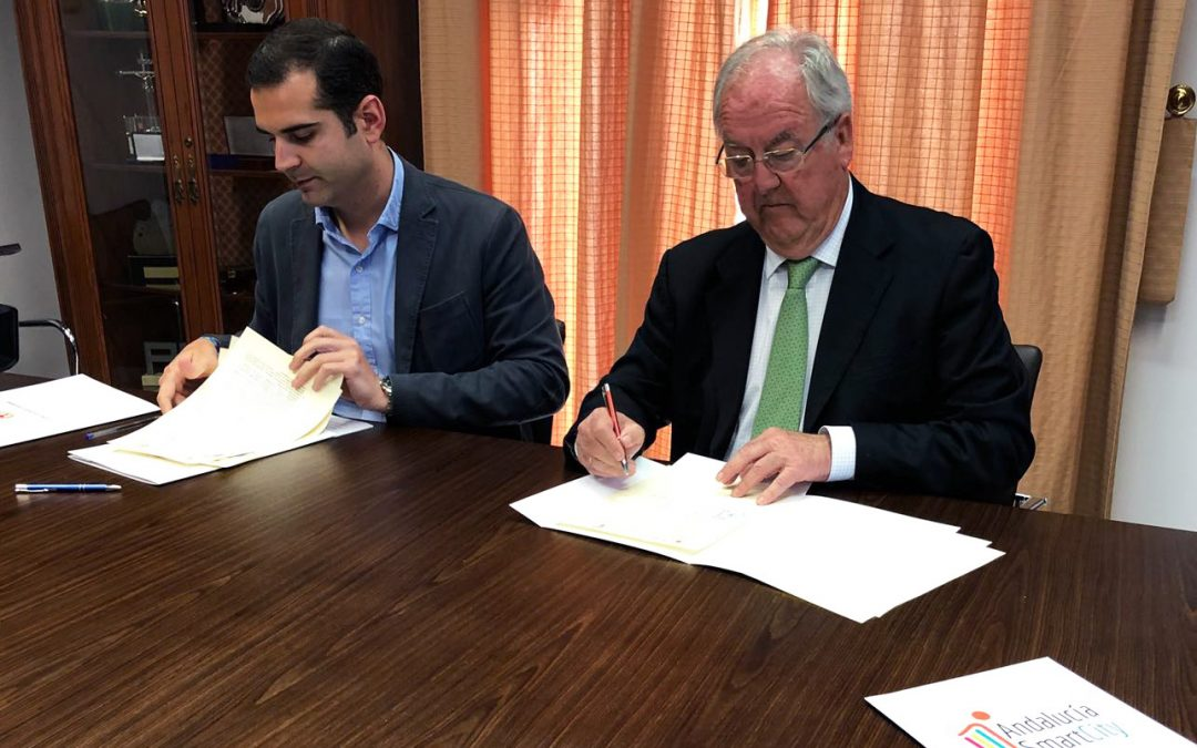 Andalucía Smart City y el Ayuntamiento de Almería impulsarán la ciudad inteligente en el municipio