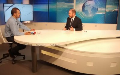 Smart City Cluster, protagonist in the Onda Luz TV studios