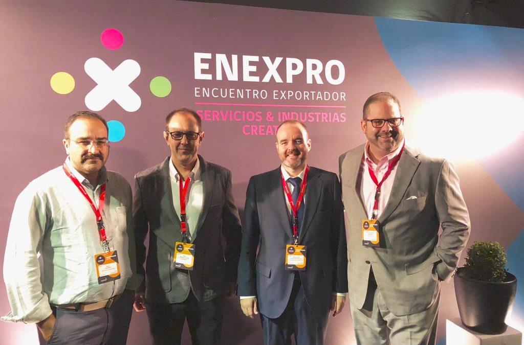 Andalucía Smart City participa en el Encuentro Exportador de ProChile (Enexpro)