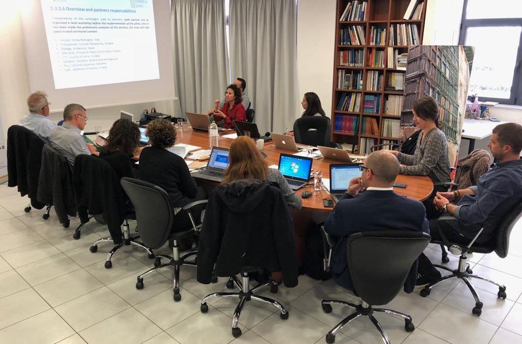 Andalucía Smart City interviene en proyecto tecnológico europeo en favor de vehículos no contaminantes