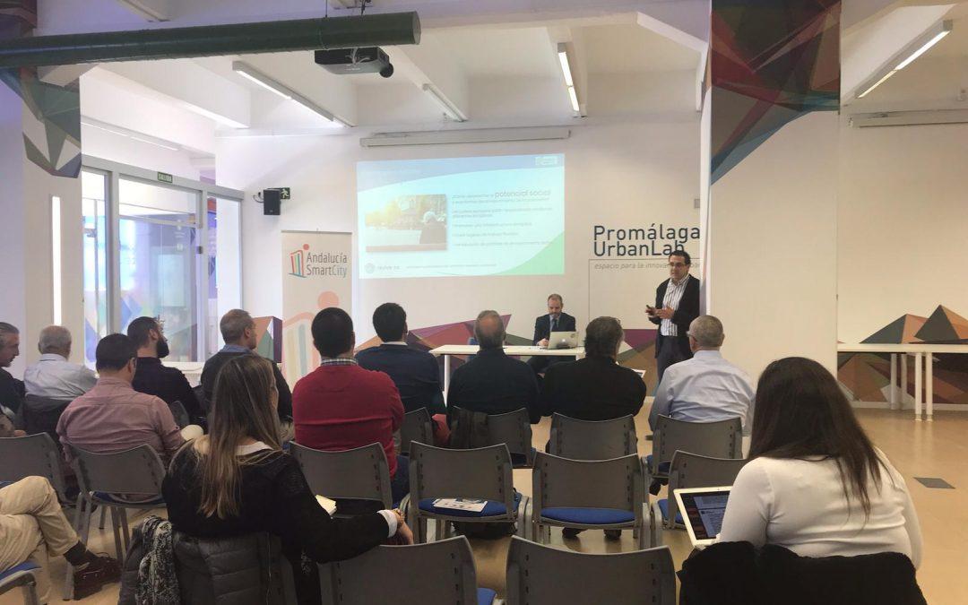 Andalucía Smart City celebra  encuentro para cooperación en proyectos de I+D+i internacionales