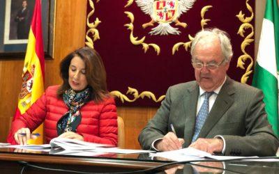 Andalucía Smart City y el Ayuntamiento de Alhaurín el Grande promoverán acciones de ciudad inteligente