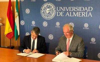 Andalucía Smart City incorpora a la Universidad de Almería como institución estratégica de conocimiento e investigación