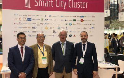 CITOP Andalucía Oriental se incorpora como asociado a Smart City Cluster