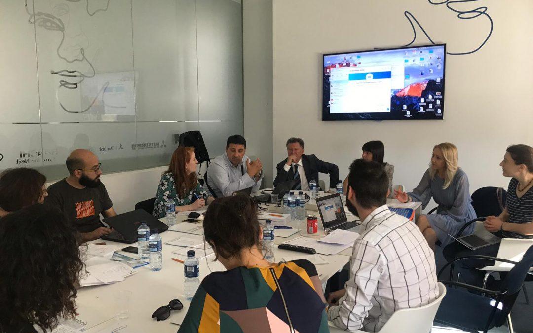 El Clúster Smart City emprende en Andalucía un proyecto europeo de movilidad sostenible