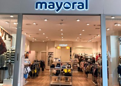 Bettergy – Energy analysis in fashion stores. Mayoral multipoint project
