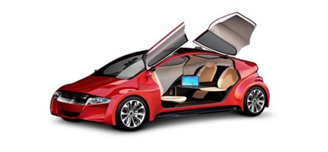 Accenture muestra el automóvil del futuro en un nuevo centro en Alemania