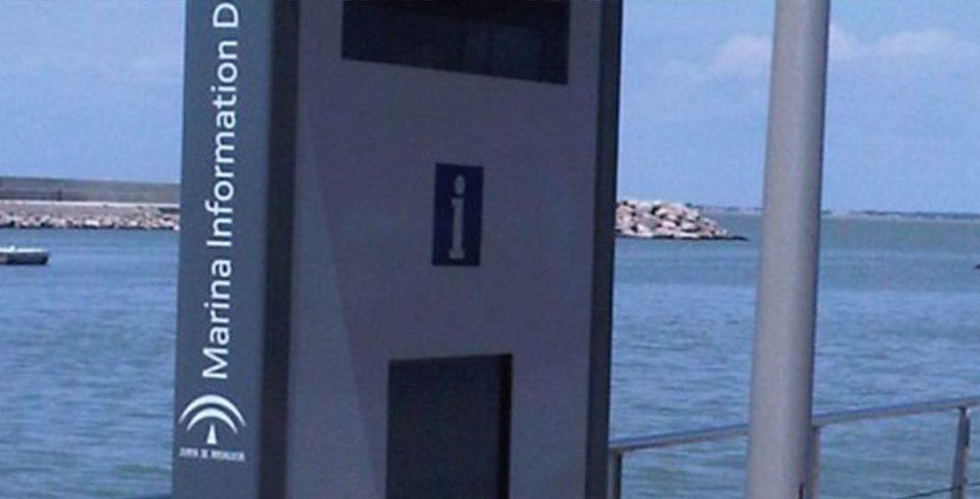 Grupo Eos Ibérica – Puntos de información a navegantes
