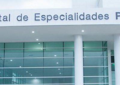 Ingho – Hospital de especialidades en Portoviejo (Ecuador)