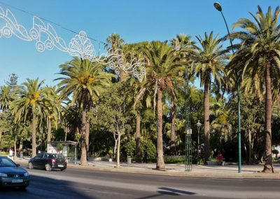 Sosteco – Intelligent irrigation system for the Park of Malaga
