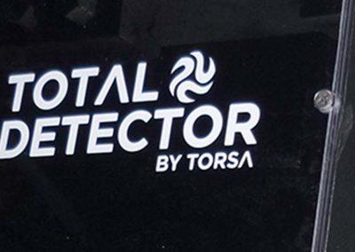 Torsa – Implantación de 12 Sistemas Total Detector con módulo de Alta Precisión en Antamina