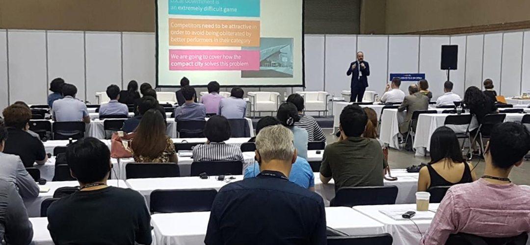 Smart City Cluster, protagonista en la World Smart City Expo de Corea