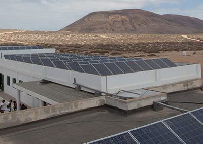 Endesa – La Graciosa Project