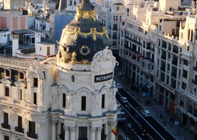 ESRI – Madrid World Heritage candidacy