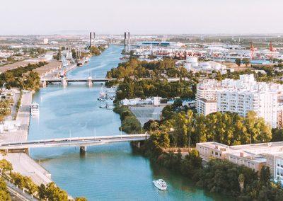ESRI – Ayuntamiento de Sevilla