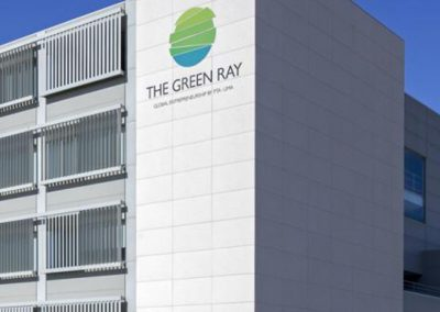 PTA – The Green Ray