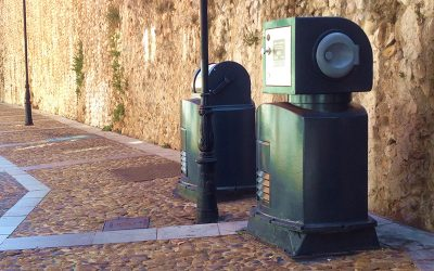 Pneumatic collection is identified by the European Commission as one of the best practices of environmental management in the waste collection sector
