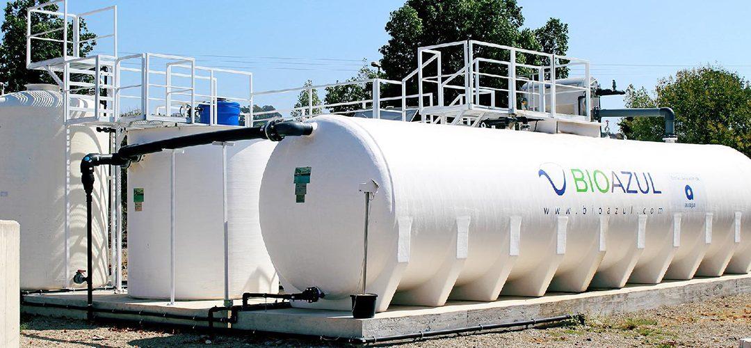 RichWater, tecnología para el tratamiento y regeneración de aguas residuales en agricultura