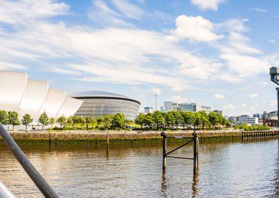 Itron – Sistema de iluminación de Glasgow