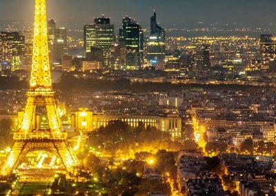 Itron – Reducción del consumo eléctrico de París