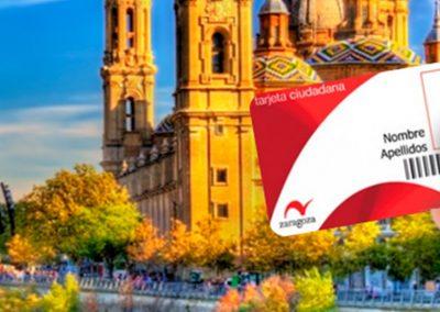 Web Dreams – Tarjeta Ciudadana de Zaragoza (España)