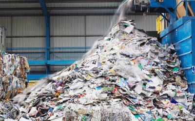 Nuevas tecnologías aplicadas a la gestión de residuos