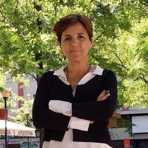 Ana Agudo PTS Granada