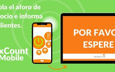 La startup valenciana Neuratum lanza una app gratuita para controlar el aforo de personas en locales mediante Inteligencia Artificial (IA)