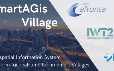 Grupo Afronta, junto con el Grupo de investigación IWT2 de la Universidad de Sevilla, inician el desarrollo de una solución GIS-SmartCity para pequeños municipios