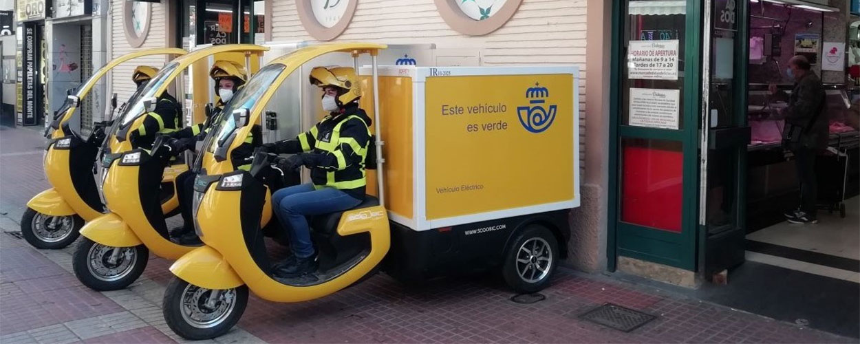 Correos llevará la ciudad inteligente a todos los rincones de España de la mano del Clúster Smart City