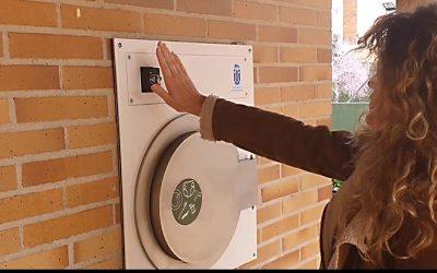 Envac Iberia instala en Majadahonda las primeras compuertas anti-Covid-19 en un sistema neumático de recogida de residuos
