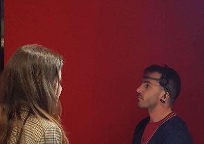 Goli Neuromarketing-Diseño de una dinámica Para Turespaña en Fitur 2020, midiendo la actividad cerebral ante imágenes mostradas en una pantalla, recomienda destinos turísticos de acuerdo los intereses del potencial turista