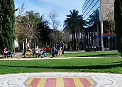 IMPACT-E-Descarbonización del campus de Vera de la Universitat Politècnica de València (UPV)