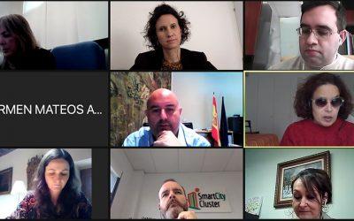 Reunión de Smart City Clúster con el Ayuntamiento de Ávila y la Fundación ONCE en materia de accesibilidad