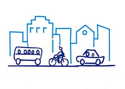 ESTUDIO 7-GO SUMP: Mejorando las medidas y los planes de movilidad urbana sostenible en el área MED.