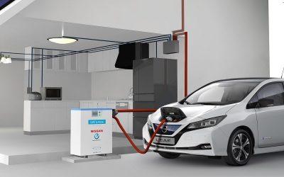 Nissan se une al Clúster Smart City para el desarrollo de ciudades españolas más inteligentes