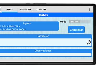 AL TRAFFIC – Ayuntamiento de Jaén: Incorporación de dispositivos mCam para controlar infracciones relacionadas con la Seguridad Vial