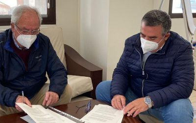 El Clúster  Smart City y el Ayuntamiento de Añora (Córdoba) impulsarán acciones de ciudad inteligente